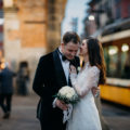 Jessica & Adam destination wedding in Milan